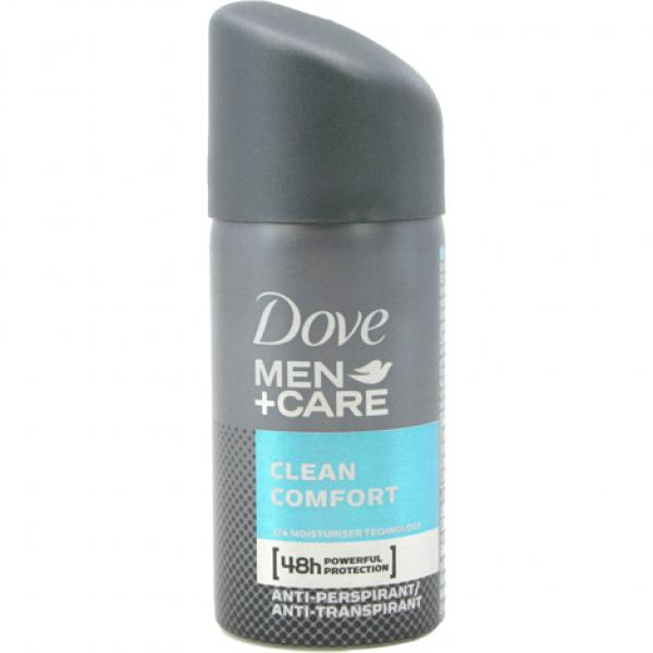 Dove  Deo Clean Comfort Mini 35 ml